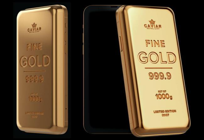 103万元的纯金iPhone12值不值得买「缺点分析」