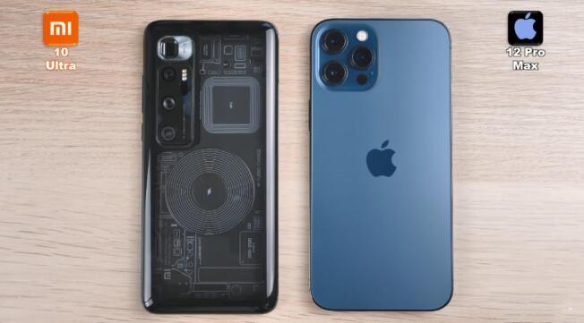小米10和iPhone12谁的成本更高(iphone是高溢价吗)