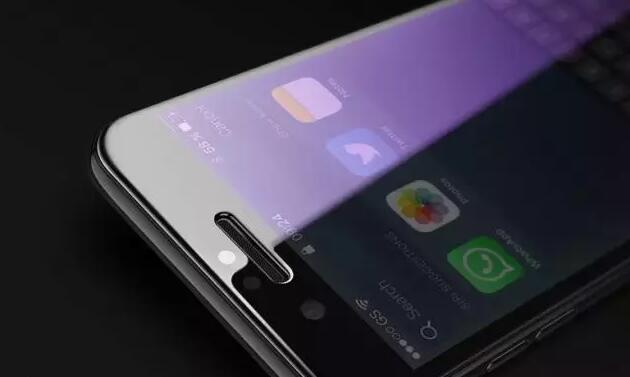 手机屏幕贴蓝光膜有没有用(为什么)