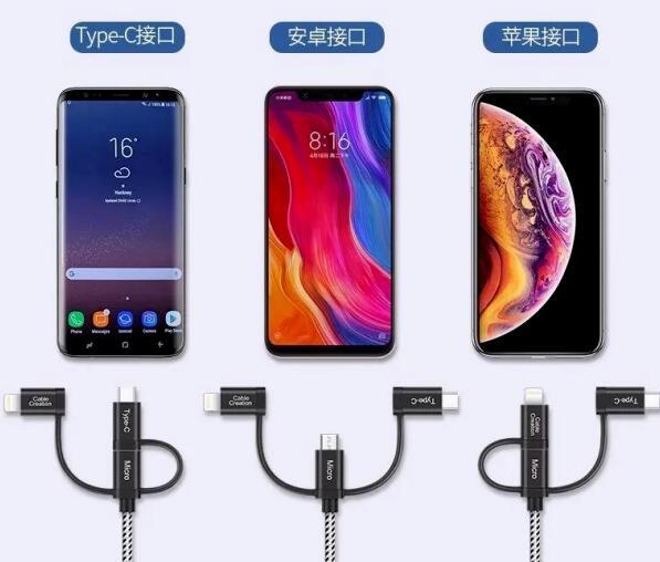 安卓都换成Type-c接口,为什么苹果不换充电口