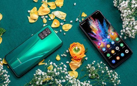 深圳荣耀30 Pro+(8GB+256GB)全网通幻夜黑手机回收价格