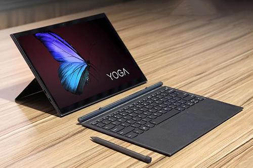 大连联想YogaDuet 13英寸 i5 16G+512G旧电脑回收值多少钱
