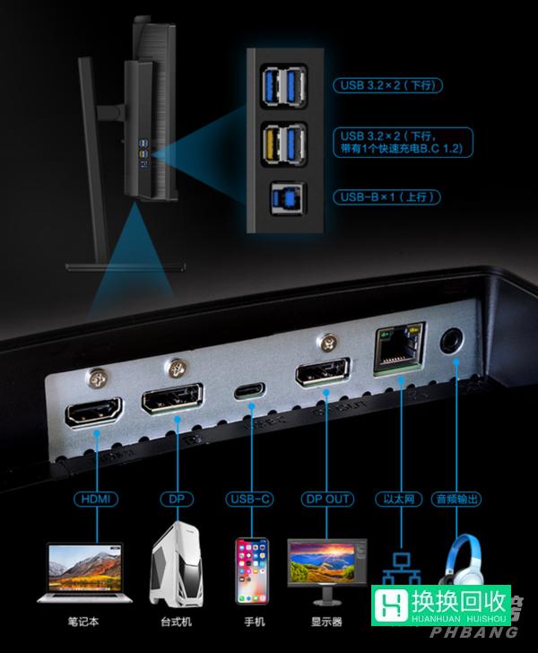 飞利浦346P1CRH显示器测评(显示器怎么样)