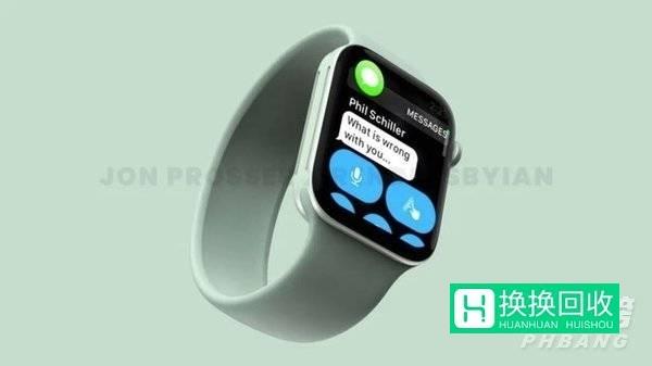 苹果手表7代曝光(有什么改进)
