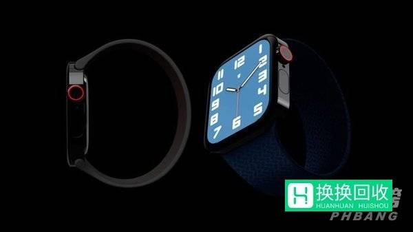 applewatch7什么时候上市的(AppleWatch7曝光)